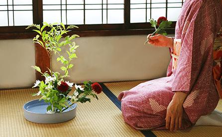 日本文化に触れられるレッスン(茶道)